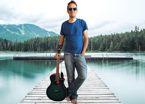 Dan Ward - singer-songwriter & one-man band
