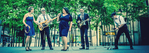 Vivien and the Headline – Live music with passion