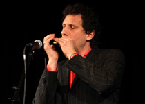 Jan Hartmann - Blues Harp virtuoso