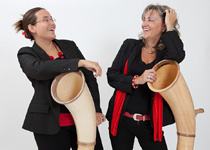 timorosso - the special alphorn duo