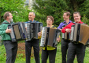 Colorful Accordionists - das Akkordeon-Quintett